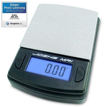 Joshs MR1 100g Digitale Taschenwaage