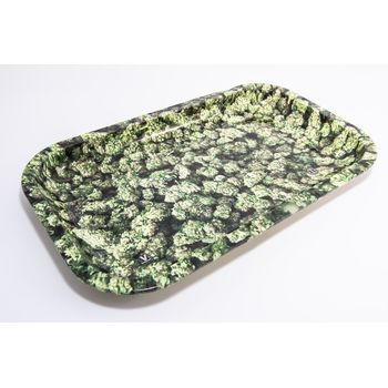 V Syndicate Rolling Tray Large aus Metall 27 x 16 cm Buds