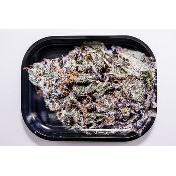 V Syndicate Rolling Tray Small aus Metall 18 x 14 cm...