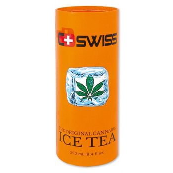 C-Swiss Ice Tea 250ml Papierdose