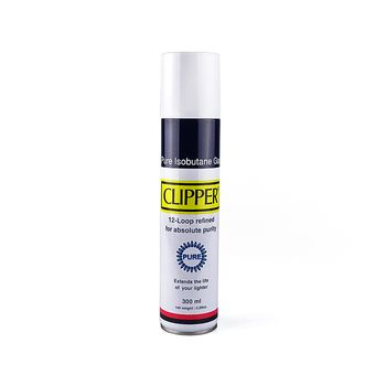 Clipper Gas Pure mit Metallventil 300ml