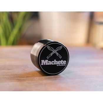 Machete Basic 4-teiliger Grinder by Buschkiosk 63mm