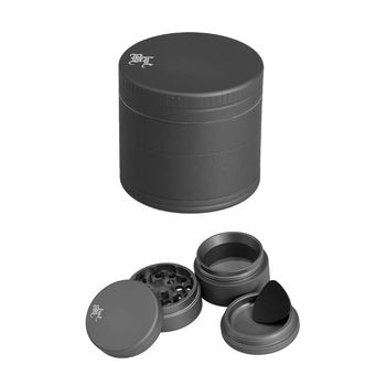 Black Leaf Aluminiumgrinder Ø49mm matt