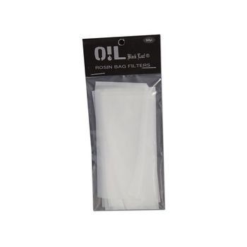 Oil Black Leaf Rosin Bag Filterbeutel 50µm, 10er Pack S-XL