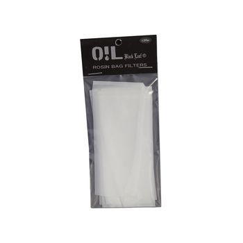 Oil Black Leaf Rosin Bag Filterbeutel 120µm, 10er Pack