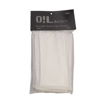 Oil Black Leaf Rosin Bag Filterbeutel 250µm, 10er Pack S-XL